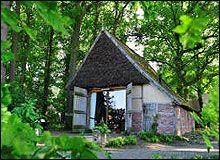 Overnachten in een Schaapskooi op de Utrechtse Heuvelrug - Origineel overnachten