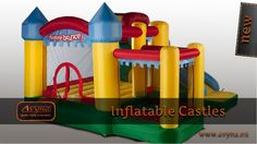 This Avyna Fun Palace 6in1 is a very solid inflatable jumping mattrass, delivered completely with blower! This Happy Bounce inflatable #orawards