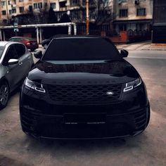 Range Rover Black Edition - All Black Cars - Autos Range Rover Preto, Range Rover Noir, Range Rover Schwarz, Range Rover Black, Range Rover Evoque, Luxury Sports Cars, Top Luxury Cars, Sport Cars, Luxury Suv