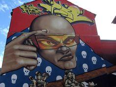 ©Bristol #streetart #graffiti #bristol