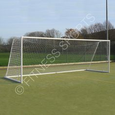 Fitness sports steel freestanding football goalposts 60-80mm OD tubular powder coated steel freestanding goal posts with optional weights and anchors. Sizes from Mini soccer, 5 a side, senior, youth and junior. Heavy duty manufacture suitable for sports centres, schools and universities. Parts always available.