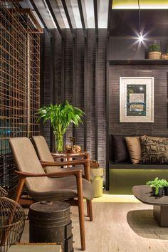 8 dicas para decorar imóveis alugados | Apartamento moderno e contemporâneo com plantas