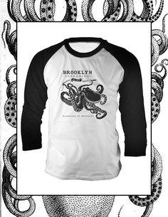 Men's Grooming Products - Men's Octopus shirt