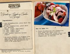 What's better than healthy berries and cool frozen yogurt in the summer? Visit our recipe e-books for more ideas.