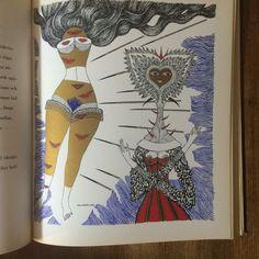Max Walter Svanberg (1912 – 1994)...prints... Arthur Rimbaud 'Illuminations'...1956