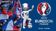 En tant que fervent supporter, Super Yonis souhaite bon courage à la France !  #EURO2016