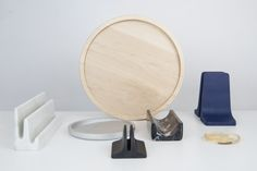 Kyuzo Desk Accessories Collection by Visibility