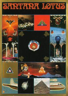 Snatana Lotus Poster