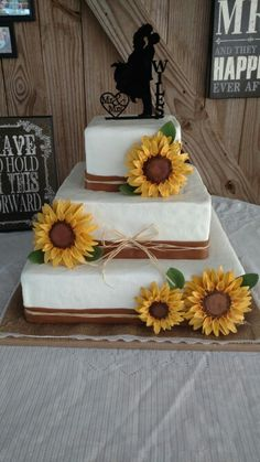 Sunflower wedding ca