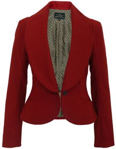 Shop for Anglomania Electric-08 Red Jacket by Vivienne Westwood at ShopStyle. Now for Sold Out.