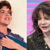 Grease star Stockard Channing is unrecognisable on Lorraine | HELLO! Stockard Channing, Face Reading, Musical Film, Olivia Newton John, Cosmetic Procedures, John Travolta, Good Wife, 40th Anniversary, New Shows