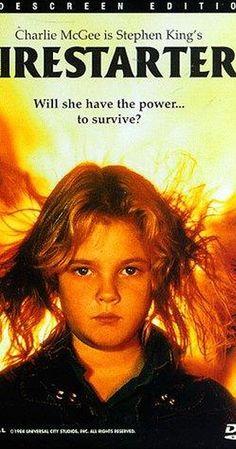 Firestarter (1984)  Ojos de fuego