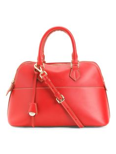 Made In Italy Bugatti Leather Bag