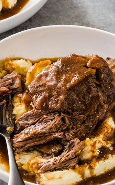 Wine-Braised Short Ribs: Wine-Braised Short Ribs are the ultimate cold-weather dinner. Our recipe calls for white wine instead of the typical red to add some extra acidity to contrast the rich meat.