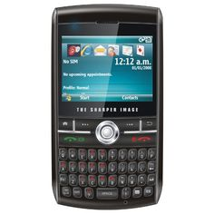 Simple Mobile Phone-the Sharper Image (Unlocked) Windows Pro. Smartphone