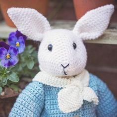 25 Best Cute Crocheted Animals images in 2017 | Crocheted animals