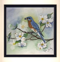40a20afed90 25 Best dogwood paintings images