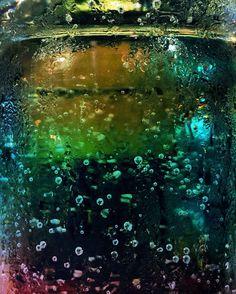 Water  Bubbles  LED = fun