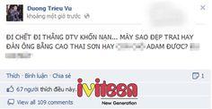"""Dở khóc dở cười chuyện sao Việt bị """"đột kích"""" tài khoản cá nhân - http://www.iviteen.com/do-khoc-do-cuoi-chuyen-sao-viet-bi-dot-kich-tai-khoan-ca-nhan/ Cùng chung một vai trò là hacker nhưng những """"kẻ đột kích"""" này đã khiến các fan của sao Việt từ lo lắng cho đến bật cười.  #iviteen #newgenearation #ivietteen #toivietteen  Kênh Blog - Mạng xã hội giải"""