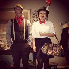 EPIC GALERIE : les 40 meilleurs déguisements d'Halloween en couple