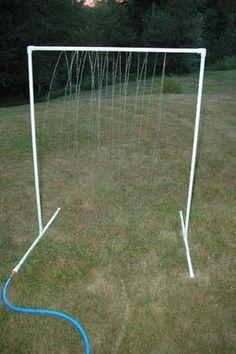 PVC Sprinkler