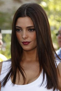 I dressed with ashley Greene and her hair!! Should I go dark :) !?