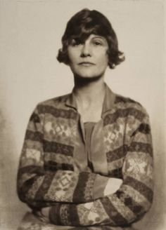 Coco Chanel by Madame D'Ora, about 1927.