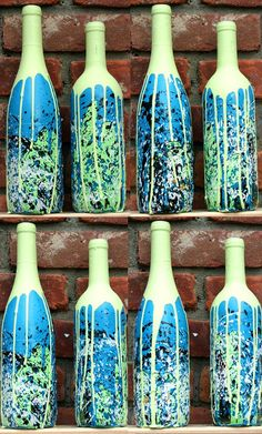 bottles: