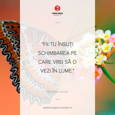 Schimbarea incepe cu tine! Mahatma Gandhi, Feng Shui, Marketing, Cover, Places, Books, Libros, Book, Book Illustrations
