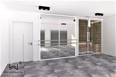 Projekt salki do ćwiczeń wraz z sauną w domku jednorodzinnym Dom, Divider, Furniture, Home Decor, Decoration Home, Room Decor, Home Furnishings, Home Interior Design, Room Screen