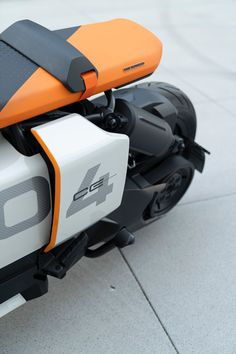BMW Motorrad Definition CE 04 Is Probably The Coolest Electric Scooter Yet | Carscoops Bmw Electric, Electric Scooter, Scooter Design, Bike Design, Truck Design, Bmw Scooter, Lamborghini, Bugatti, Futuristic Cars