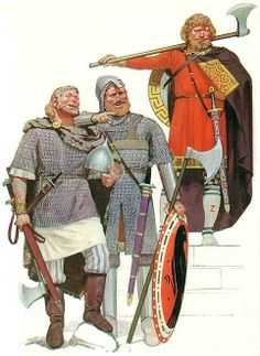 """The Greek emperor's palace guard was imported from Scandinavia and England. They had no personal connections to the intrigues of locals and were therefore more trusted. There exist countless stories of the guard being drunk. In 1103 during a visit to Constantinople, King Eric the Good of Denmark """"exhorted members of the guard to lead a more sober life and not give themselves up to drunkenness."""" It is not surprising to find a 12th c. description of them as """"the Emperor's wine-bags."""""""