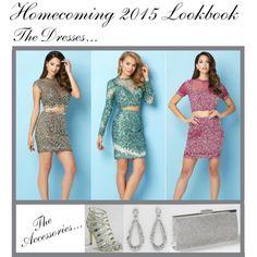 Mac Duggal Homecoming Lookbook 2015<3 #edressme