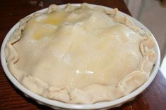 How To Make Apple Pie (Mama's Recipe) ~ http://www.southernplate.com