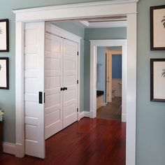 hardwood cherry flooring painted walls - Google Search