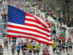 Sending love, healing and prayers to our fellow runners in Boston today.