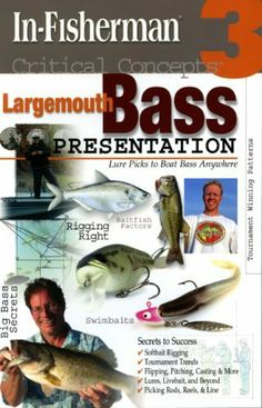 Critical Concepts 3: Largemouth Bass Presentation (Critical Concepts (In-Fisherman)) by In-Fisherman Staff. Save 30 Off!. $9.06