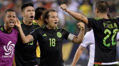 Prediksi Meksiko vs Kosta Rika, 25 Maret 2017