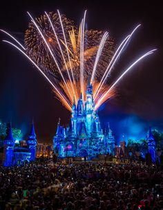 This post covers the best fireworks viewing locations for Happily Ever After, the new Magic Kingdom fireworks show, complete with a map of the best and wor