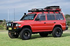 DPP's NJ LWB Pajero - Pajero 4WD Club of Victoria Public Forum