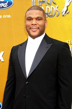 Tyler Perry | Tyler Perry Surprises Isaiah Mustafa With a Part in His Film