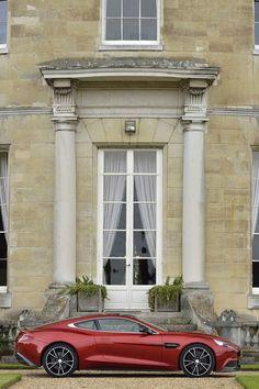 .Aston Martin Vanquish, totally my dream car!