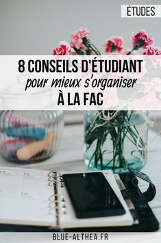 8 conseils détudiant pour mieux sorganiser à la fac. College Organisation, Organization Bullet Journal, Study Organization, Student Studying, Student Life, College Students, School Motivation, Study Motivation, Diy Back To School
