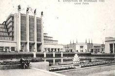 wereldtentoonstelling van Brussel 1935