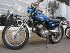 Yamaha: Trail Enduro Vintage Street Legal 1973 Yamaha AT3 125 CC Trail Enduro Motorcycle Bike