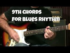 Blues Guitar Lesson - Chords For Blues Rhythm Playing Blues Guitar Lessons, Guitar Lessons For Beginners, Guitar Tips, Easy Guitar Chords, Cool Guitar, Acoustic Guitar, Guitar Scales, Jazz, Instruments