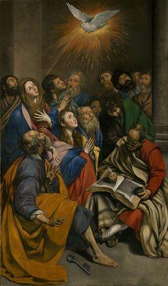 Juan Bautista Maíno - Pentecostés - 1612-14