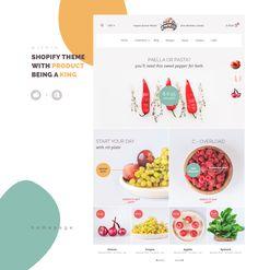 Foodly — One-Stop Food Store on Behance Dinners For Kids, Dinner Recipes For Kids, Kids Meals, Store Design, Web Design, Graphic Design, Healthy Preschool Snacks, Best Homemade Dog Food, Restaurants