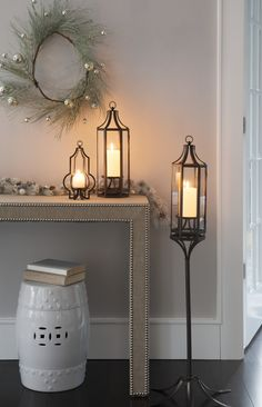 Stunning Marrakech candle holders from PartyLite