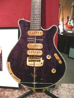 Jersey Girl Homemade Guitars Coota-Tika